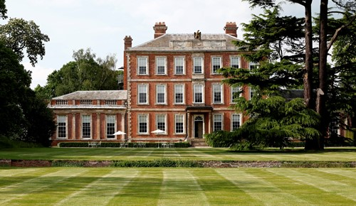 Three Historic Luxury Country House Hotels of the National Trust in